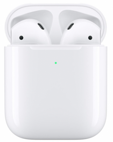 Наушники Apple AirPods with Wireless Charging Case (MRXJ2)