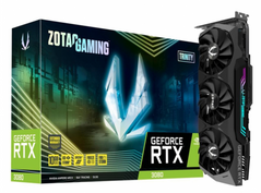 Видеокарта Zotac GeForce RTX 3080 Gaming Trinity 10GB GDDR6X (ZT-A30800D-10P)