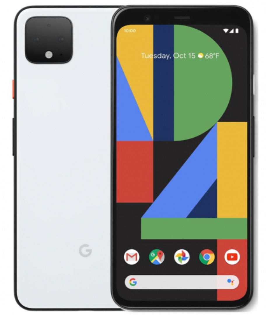 Смартфон Google Pixel 4 XL 6/64GB Clearly White